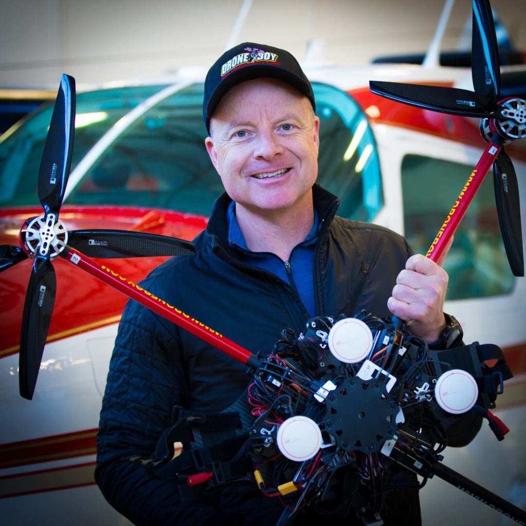 Tom Comet - Responsable Drone & Airplane Operator