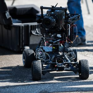 TERO RC camera car