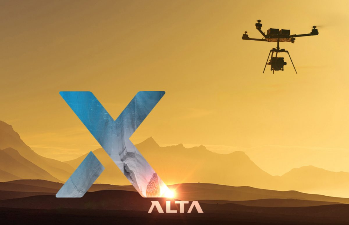 Freefly ALTA X ultra heavy lift drone