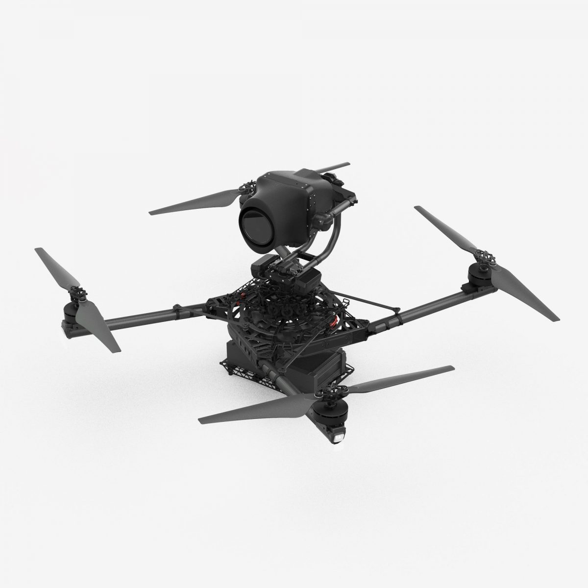 DroneBoy's Freefly ALTA X in SkyView