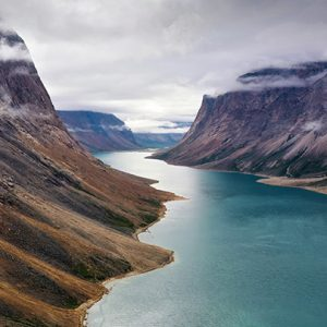 drone torngat mountains