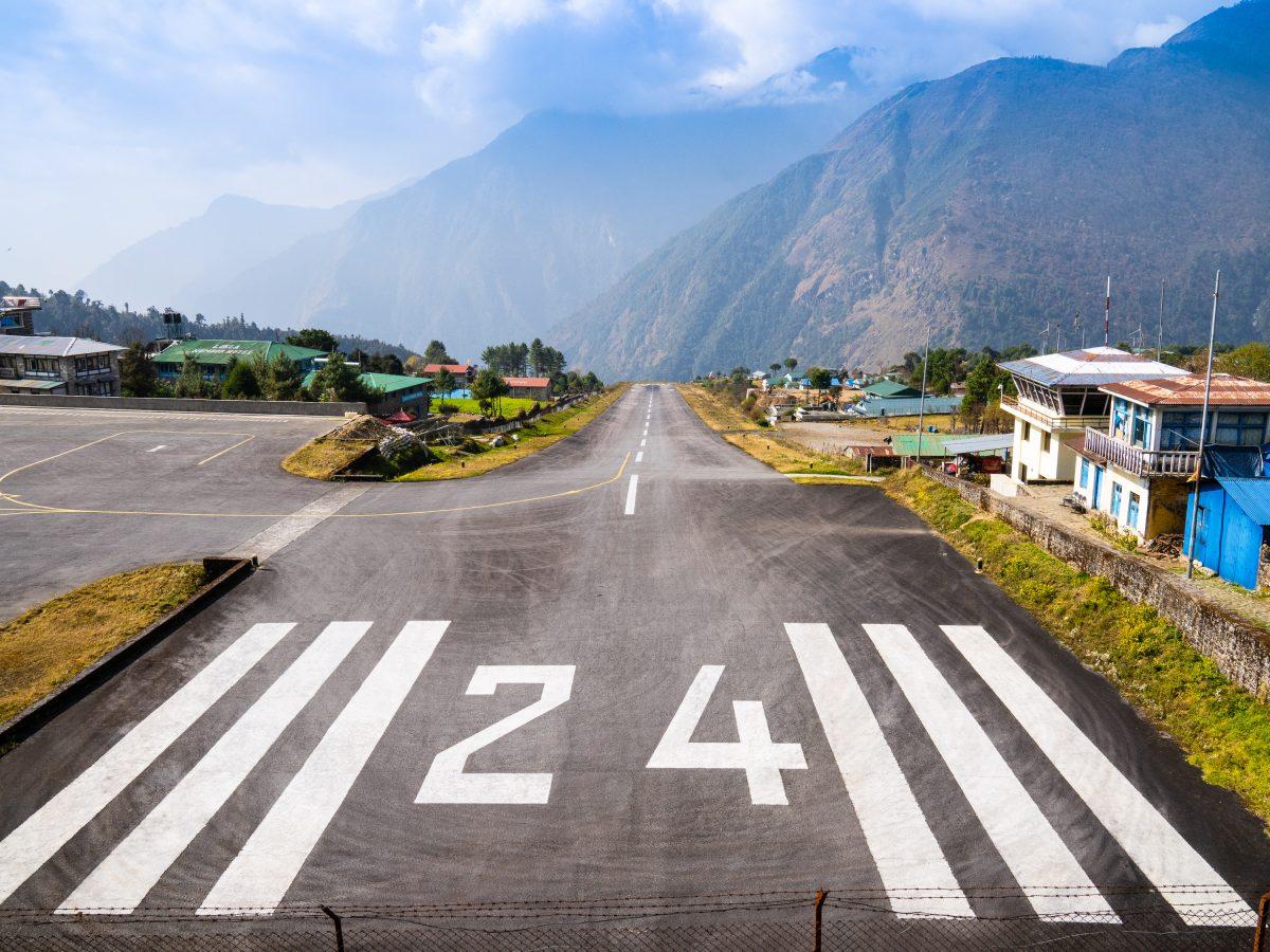 Lila Airport Runway 24