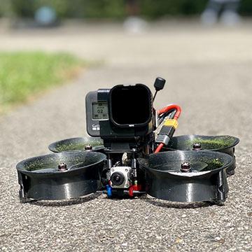 Squirt FPV cinema race drone