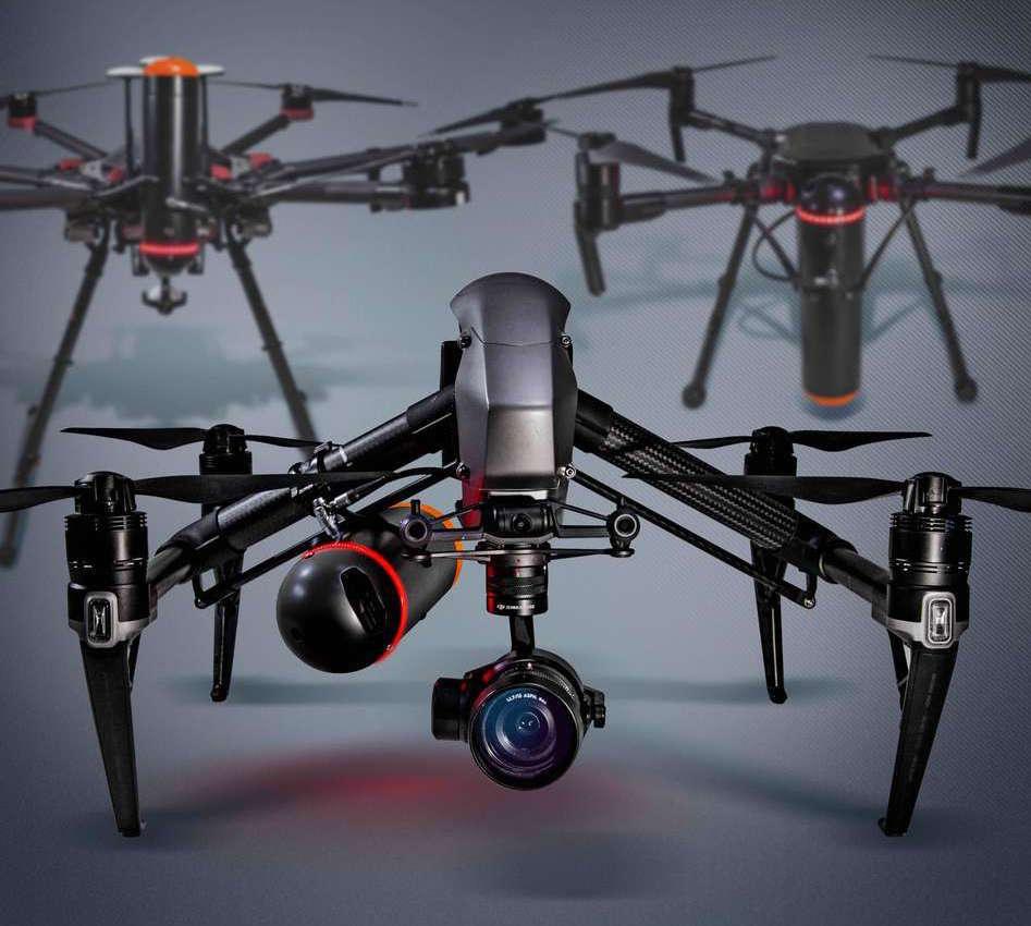 legal drone flight over the public toronto canada