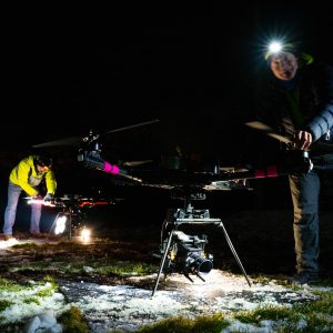 stratus high powered drone lighting